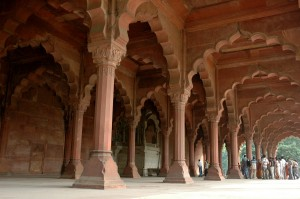 Red Fort Indise