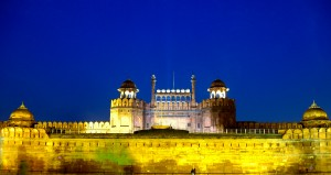 Red Fort Night