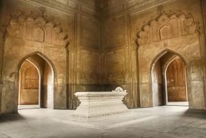 Safdarjung Tomb Inside