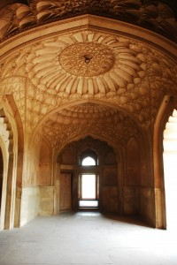Safdarjung Tomb Inside View