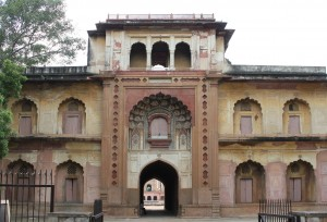 Safdarjung Tomb Main Entrance