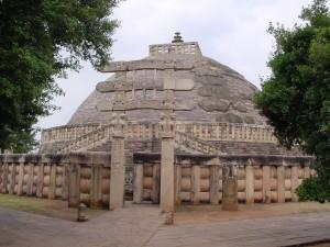 Sanchi Stupa Images