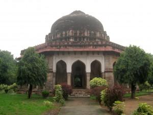Sikander Lodi Tomb in Lodi Garden