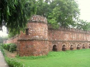 Sikander Lodi Tomb in Lodi Garden Pictures