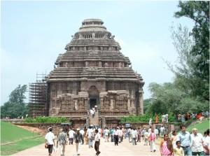 Sun Temple Konark Pictures