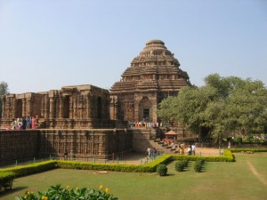 Sun Temple Konark Side View