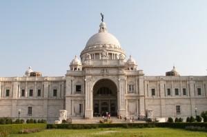 Victoria Memorial Front View