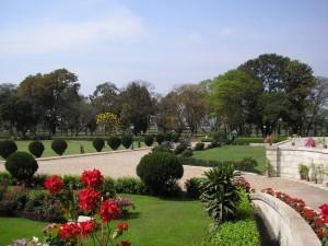 Victoria Memorial Garden Pictures