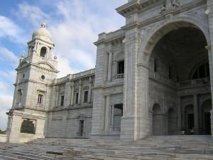 Victoria Memorial Hall Entrance