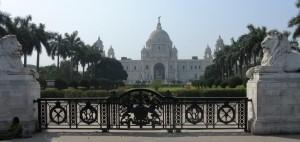 Victoria Memorial Main Entrance