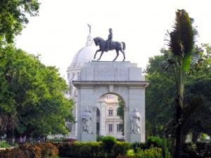 Victoria Memorial South Garden