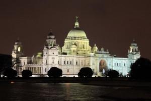 Victoria Memorial at Night Pictures