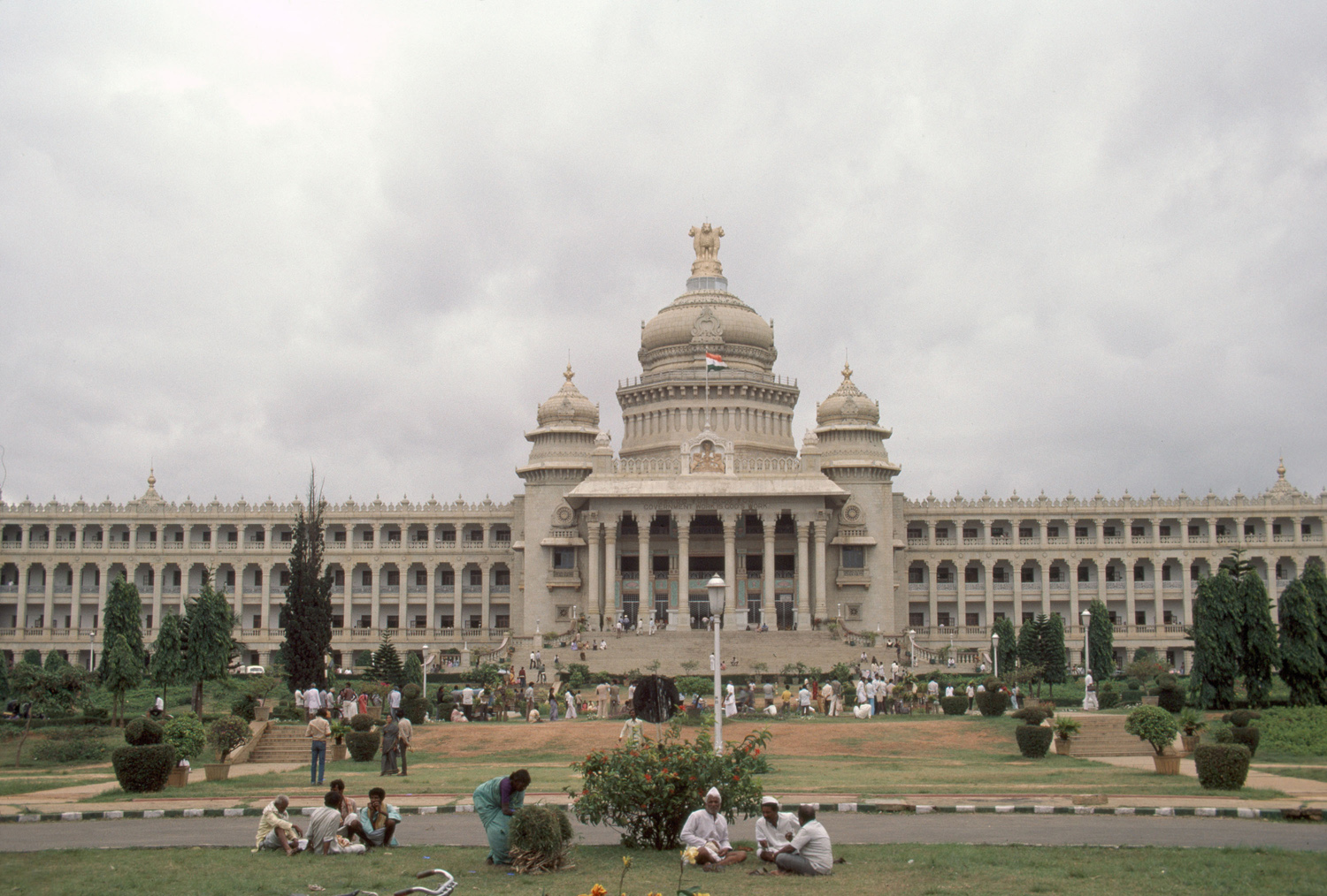 Vidhana Soudha Historical Facts And Pictures The History Hub
