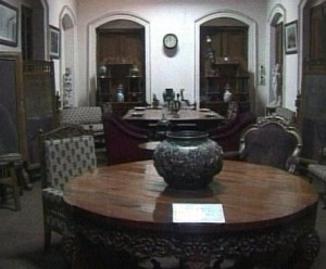 Ahsan Manzil Inside
