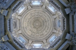 Akshardham Dome Inside