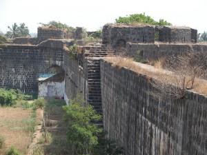 Arnala Fort Inside