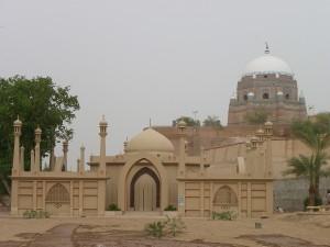 Bahauddin Zakariya Mausoleum