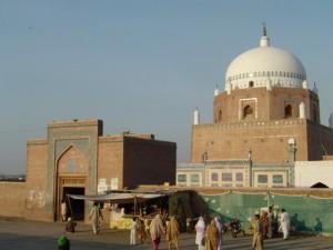 Bahauddin Zakariya Mausoleum Images