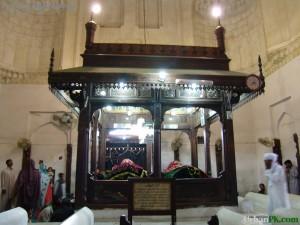Bahauddin Zakariya Mausoleum Inside View