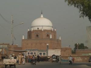 Bahauddin Zakariya Mausoleum Pictures