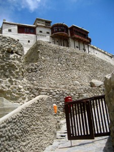 Baltit Fort Entrance