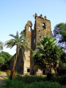 Bassein Fort