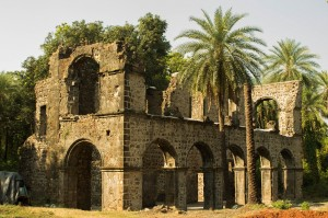 Bassein Fort Images