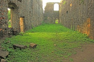 Bassein Fort Inside Pictures