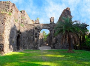 Bassein Fort Inside View