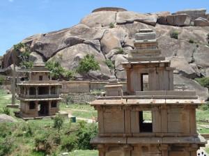 Chitradurga Fort Temple