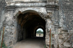 Entrance of Jaffna Fort