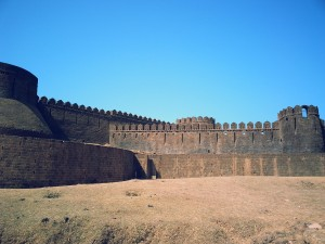 Entrance of Mirjan Fort