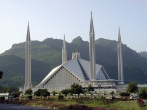 Faisal Mosque Photos