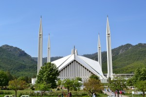Faisal Mosque Pictures