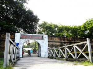Fort Cornwallis Entrance
