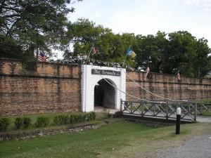 Fort Cornwallis Images