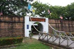 Fort Cornwallis Pictures
