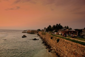 Galle Fort Sunset
