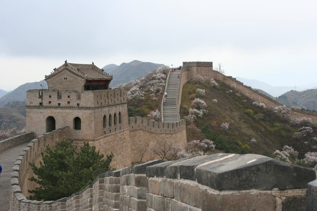 What Does Great Wall Of China Tattoo Symbolize