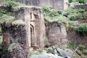 Inside View Pharwala Fort