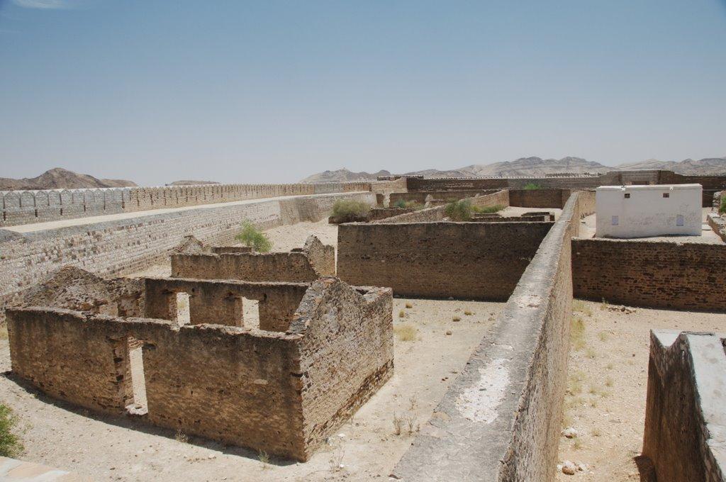 Ranikot Fort Pakistan Inside View Ranikot Fort
