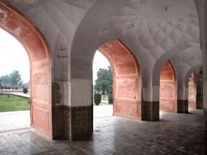 Inside View of Jahangir Tomb