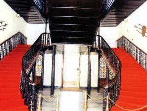Inside of Ahsan Manzil