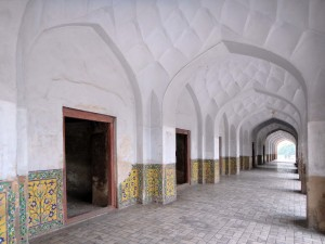 Inside of Jahangir Tomb