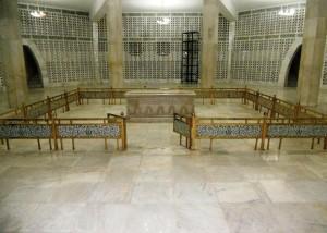 Inside of Jinnah Mausoleum