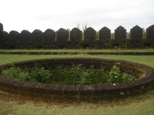 Inside of Mirjan Fort