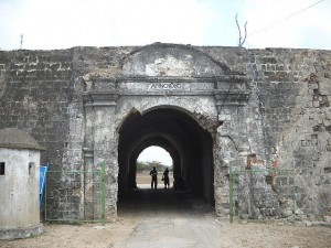 Jaffna Fort Entrance