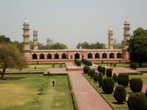 Jahangir Tomb Images
