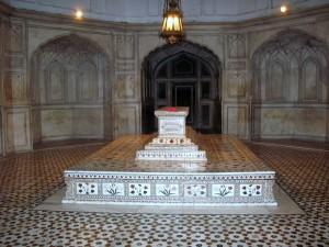 Jahangir Tomb Inside View