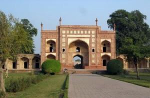 Jahangir Tomb Main Gate